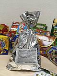 Недорогие сладкие новогодние подарки 600г в пакете, фото 2
