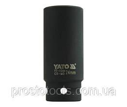 """Головка торцевая ударная шестигранная YATO 1/2"""" М24 х 78 мм YT-1044"""