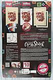 Вышивка крестиком Cross Stitch Тигр VKB-01-01 Danko-Toys Украина, фото 2