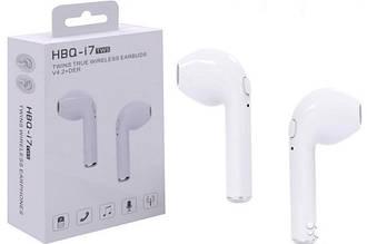 Bluetooth наушники i7S. Беспроводные наушники Блютуз гарнитура AirPods CG08