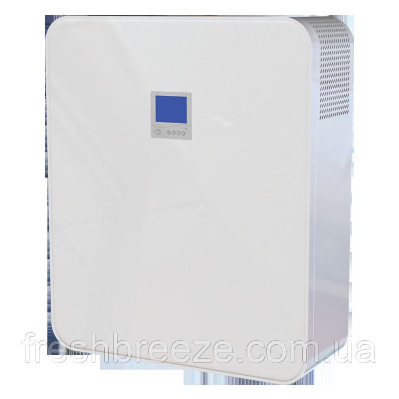 Припливно-витяжна установка вентс мікра 100 е erv WiFi