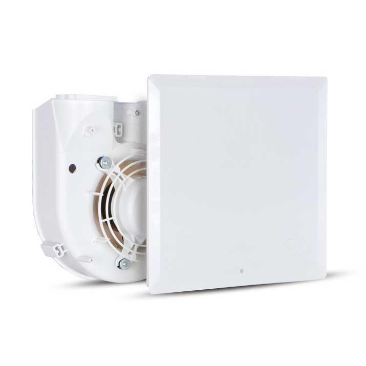 Вытяжной вентилятор Vortice Quadro EVO QE 60/35 LL T