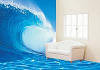 Наливные полы 3D - Морская тема №4