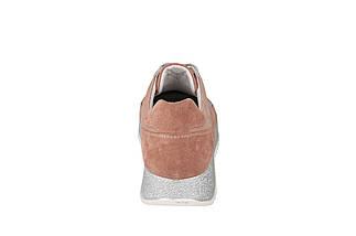 Кроссовки замшевые Mario Cunelli, фото 3