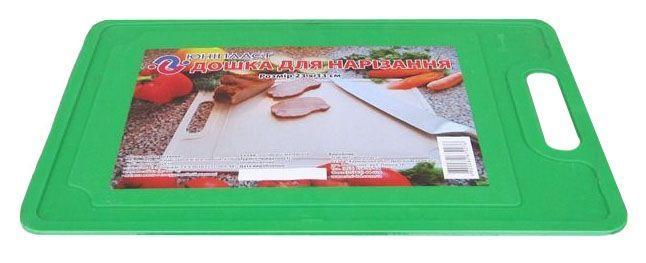 Доска для нарезания большая 23х33 см (Юнипласт, Харьков), фото 1