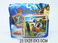 "Конструктор ""Chima"", 106 дет., на планш.  23х25х3 /144-3/(98028-2)"