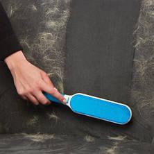 Щетка для эффективной уборки шерсти животных Fur Wizard, фото 3