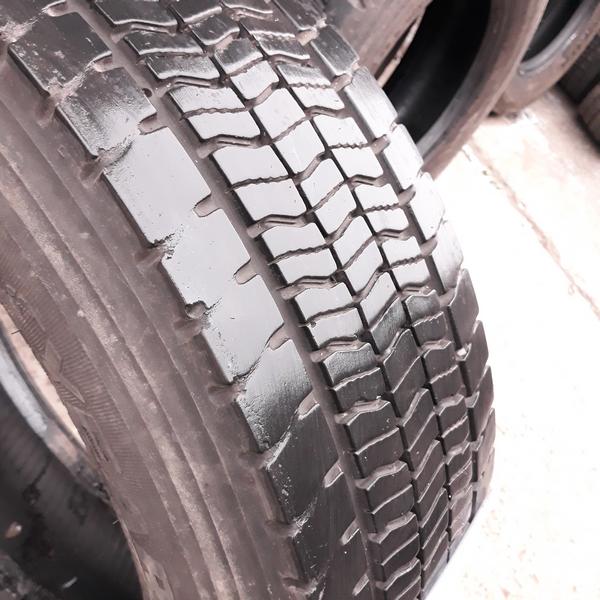 Шины б.у. 215.75.r17.5 Goodyear Regional RHD2 Гудиер. Резина бу для грузовиков и автобусов