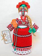 Кукла-мотанка КЛЮЙ Берегиня Катерина 25 см Разноцветная K0027KA, КОД: 182782