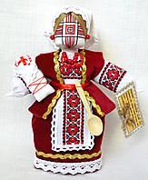 Кукла-мотанка КЛЮЙ Берегиня Мария 25 см Разноцветная K0028MA, КОД: 182781