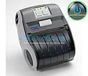 Принтер печати этикетки мобильный USB ALPHA - 3R TSC, фото 2