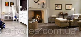 Сочетание мебели и пола в интерьере