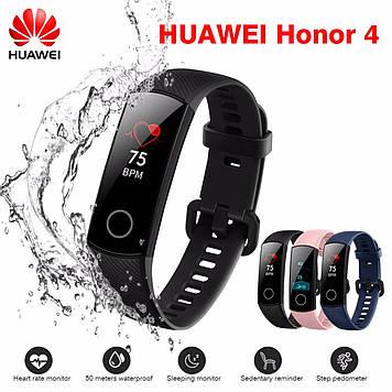 Huawei Honor band 4 , фитнес браслет. смарт часы, фитнес трекер, конкурент для  Xiaomi Mi band 2, 3