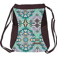 Сумка-рюкзак для обуви. 40(43)x30(34)см /12/24/96 шт. (CTER-12T-885b)