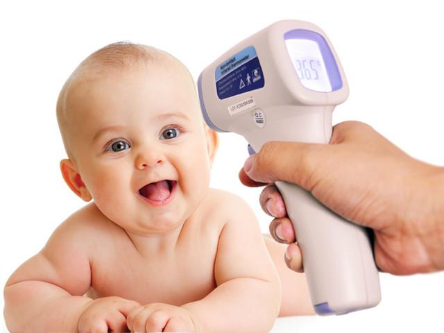Инфракрасный электронный градусник BIT 220 универсальный термометр