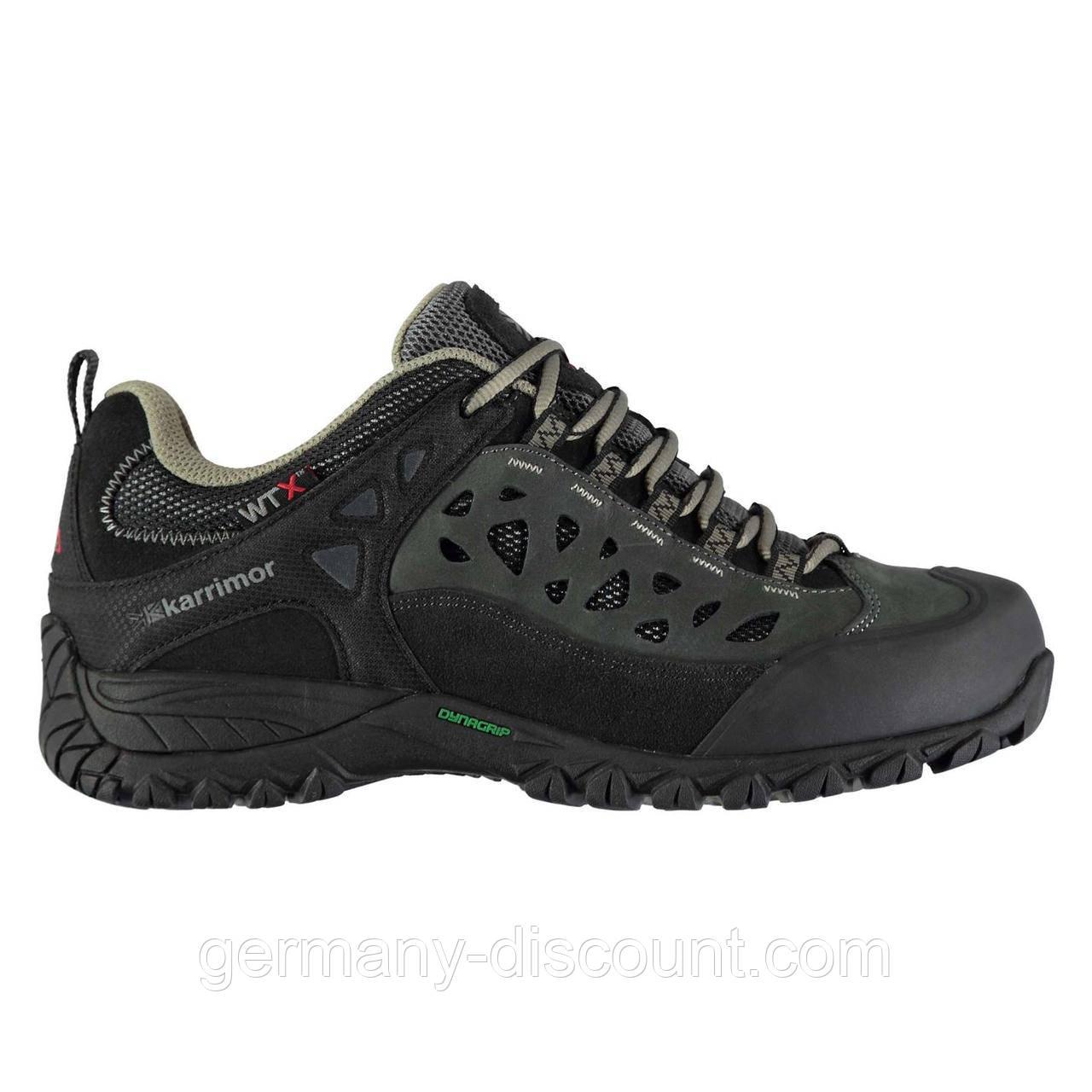 Треккинговые ботинки Karrimor Corrie WTX Mens Walking Shoes