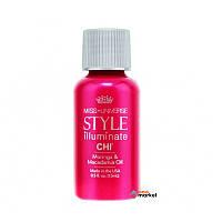 Масло для волос CHI Miss Universe Style Illuminate Moringa   Macadamia Oil моринга и макадамии 15 мл