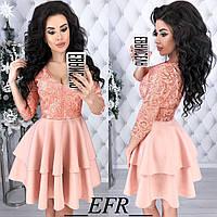 bfc6a317f76 Вечернее выпускное персиковое платье в категории платья женские в ...