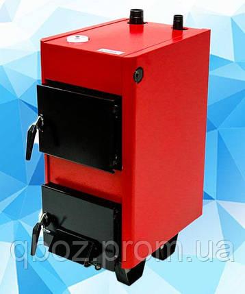 Котел твердотопливный Проскуров (Проскурів-термо) АОТВ-10Н кВт, фото 2