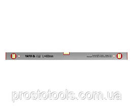 Уровень алюминиевый YАТО 40 см YT-3001