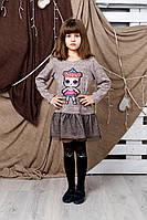 Платье детское LOL сетка, фото 1