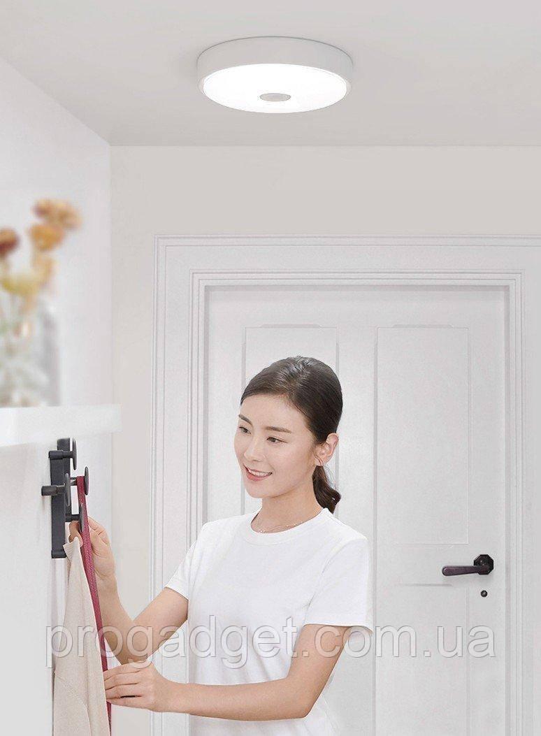 Xiaomi Yeelight YLXD09YL Induction LED Ceiling Light, White - Потолочный умный светильник с датчиком движения!