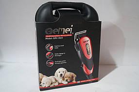 Профессиональная машинка для стрижки животных Gemei -1023 PR4, фото 3