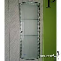 Уценённая сантехника Мебель и зеркала для ванной комнаты Пенал стеклянный подвесной для ванной комнаты H2O DP-2010 (уценка)