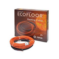 Теплый пол Fenix двужильный кабель  46.1 м 4.6-6.4 м² 830 Вт 8830, КОД: 146202