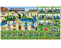 """Конструктор """"Minecraft""""33186"""