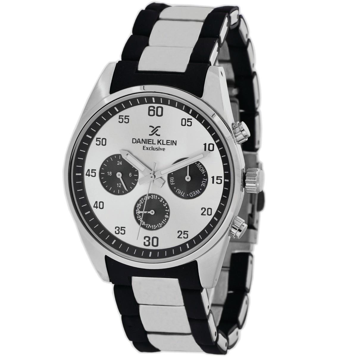 7c8b29c4 Часы Daniel Klein DK11345-1 Черный с белым, КОД: 115654, цена 1 558,99  грн., купить в Киеве — Prom.ua (ID#849696816)