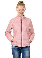 Женская демисезонная куртка IRVIC 44 Розовый IrC-FZ153-44, КОД: 259104