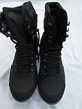 Ботинки тактические с высокими берцами TEDA-19, фото 2