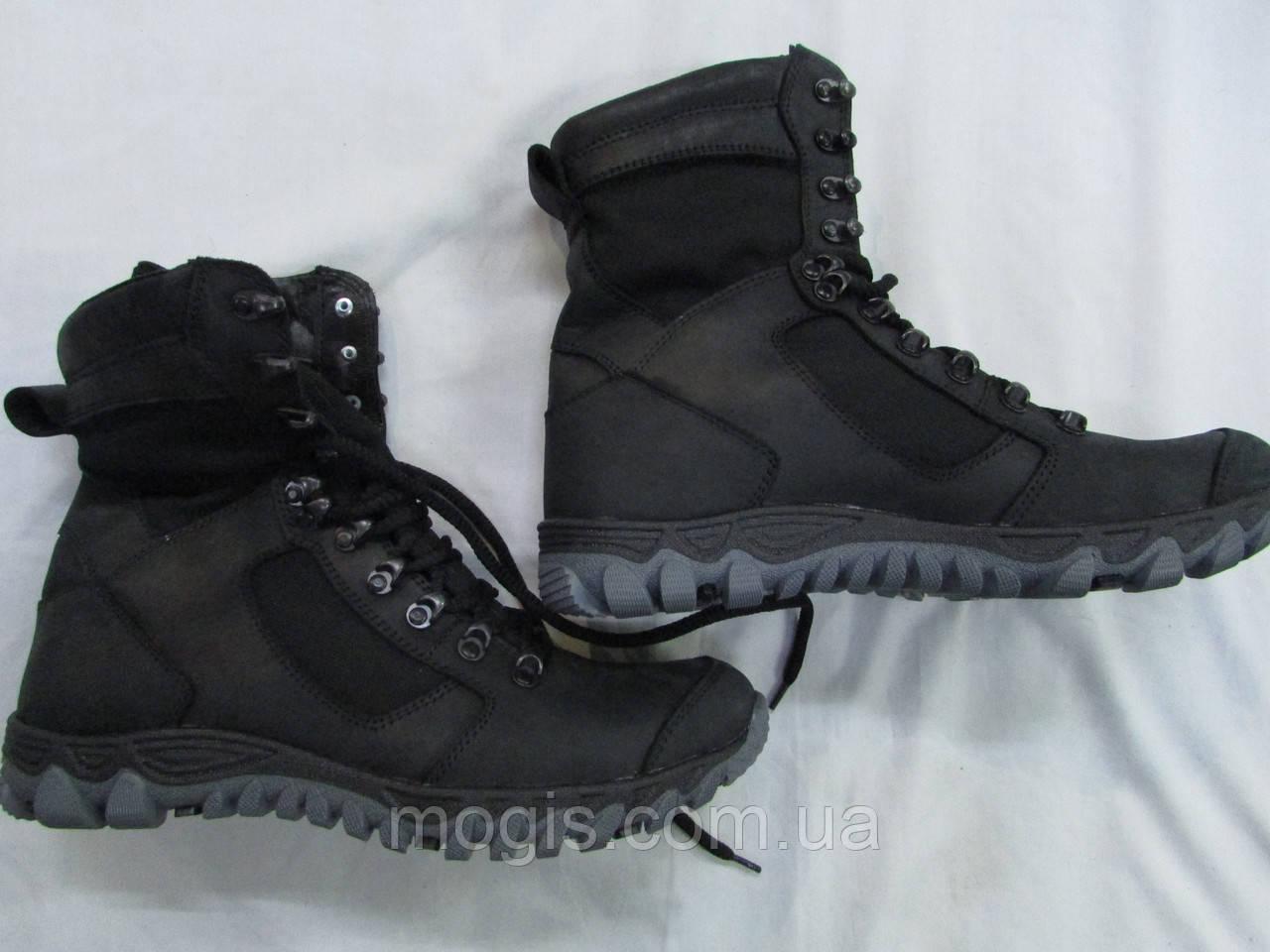 Ботинки тактические с высокими берцами TEDA-19
