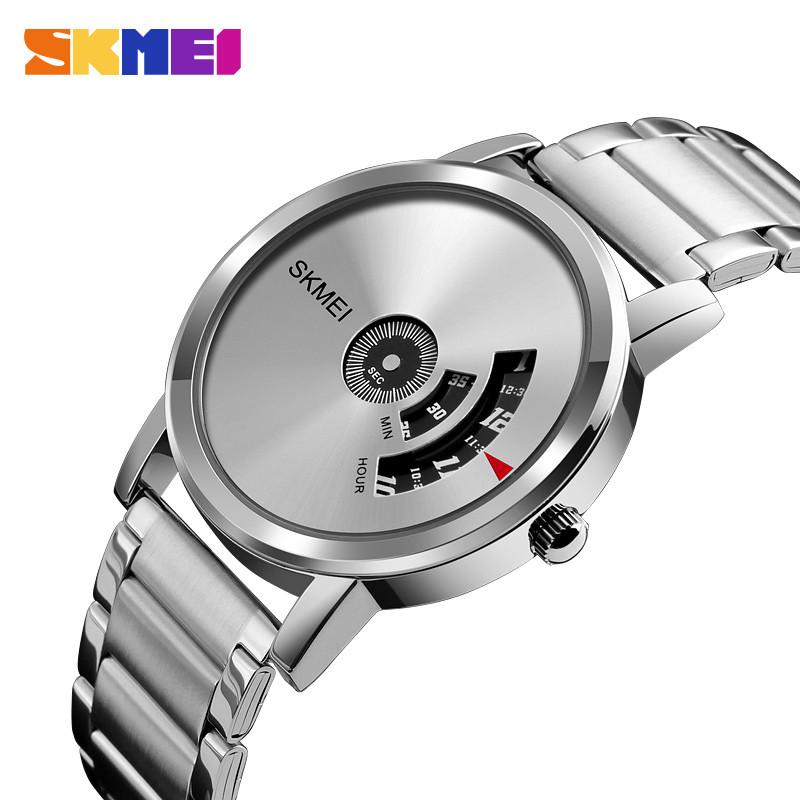 Skmei 1260 серебристые оригинальные часы