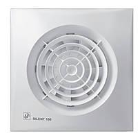 Вентилятор бытовой осевой S&P SILENT-100 CZ *230V 50*
