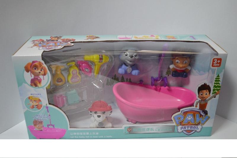 Игра  В ванночке  №6306  Щенки ,  в коробке
