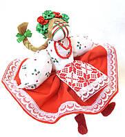 Кукла-мотанка КЛЮЙ Долюшка 7 см Разноцветная K0013D, КОД: 182754