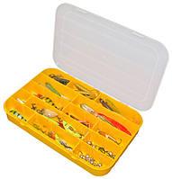 Коробка Aquatech на 5-35 ячеек (30 съемных перегородок)  7035