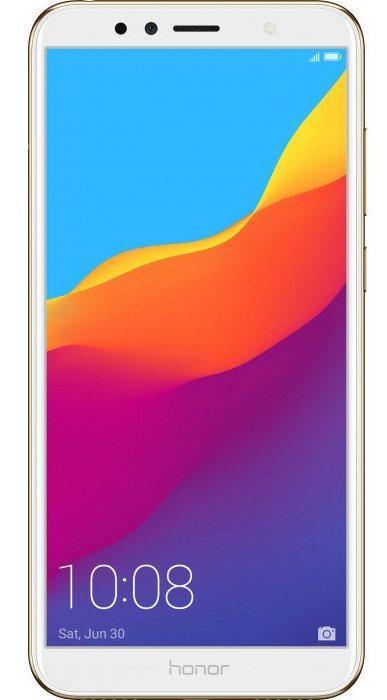 Huawei Honor 7A Pro 2/32+подарки чехол и защитное стекло