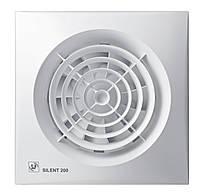 Вентилятор бытовой осевой S&P SILENT-200 CZ *230V 50*