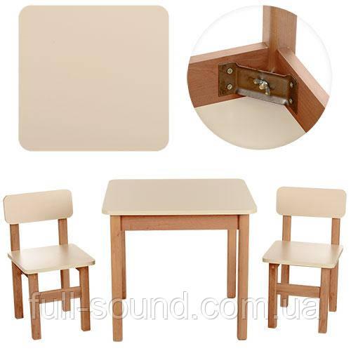 Детский стол со стульчиками F093