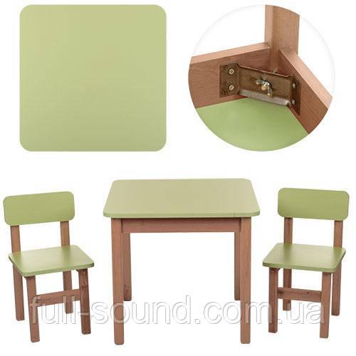 Детский стол со стульчиками F091