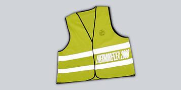 Siser Thermoreflex 2000 (Пленка для термопереноса светоотражающая белая)