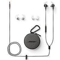 Наушники-вкладыши Bose SoundSport Black для устройств Apple