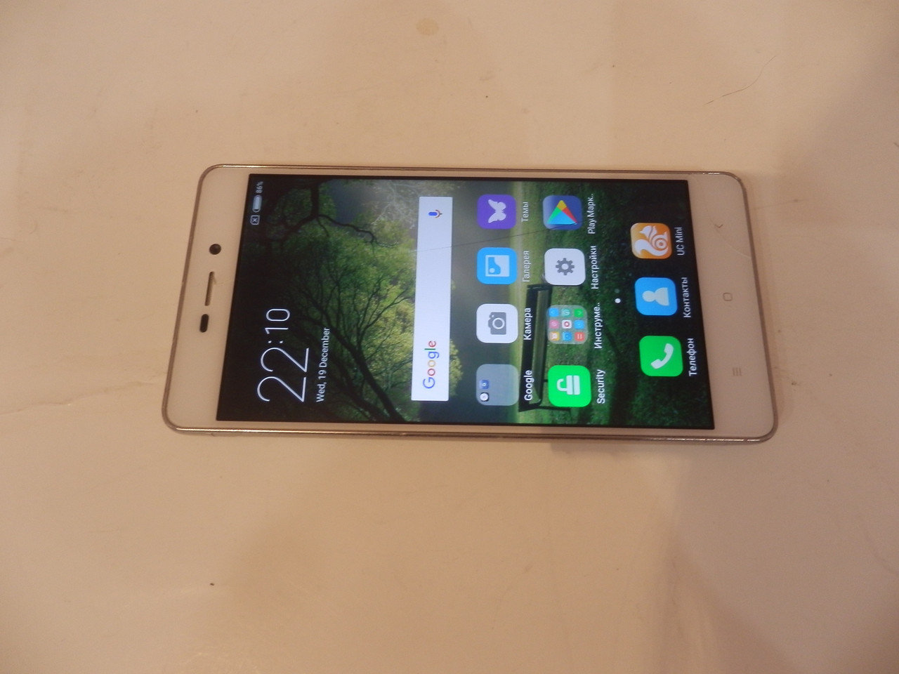 Мобильный телефон Xiaomi redmi 3 2/16 №6021