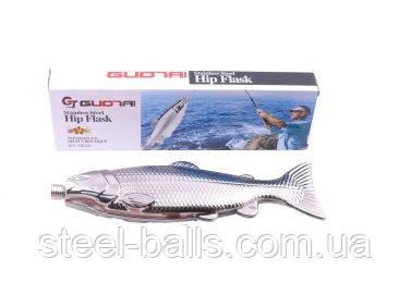 Фляга для рыбака (520 грамм)