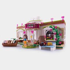 Детский конструктор Keedo City Girl Library 602 деталей 6-XB12003, КОД: 118415