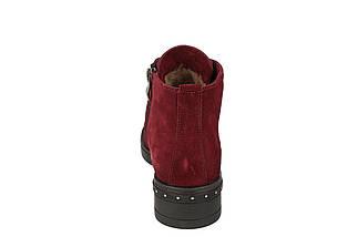 Ботинки замшевые Mario Cunelli, фото 3
