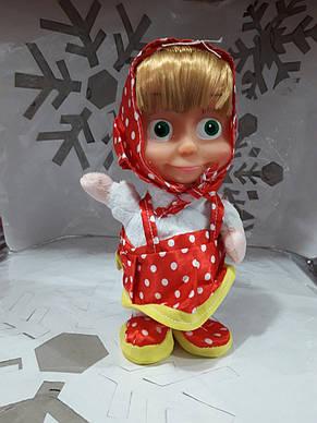 Говорящая кукла Маша - (Повторяет, Поет) 2 в 1, фото 2